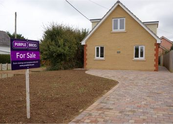Thumbnail 3 bed detached house for sale in Palmers Road, Wootton Bridge