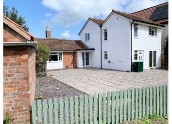 Thumbnail 3 bed detached house for sale in Stathe Road, Burrow Bridge