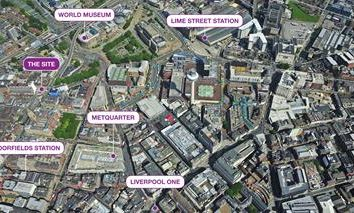Thumbnail Land for sale in Land On The Corner Of, Dale Street & Hatton Garden, Liverpool