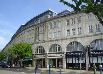 Thumbnail 1 bed flat for sale in Castle St, Swansea