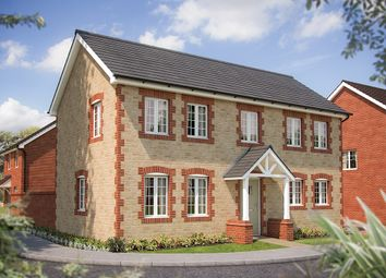 "Thumbnail 4 bed detached house for sale in ""The Montpellier II"" at Eaton Close, Faringdon"