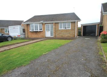 Thumbnail 3 bed detached bungalow for sale in Plymouth Close, Winterton, Scunthorpe