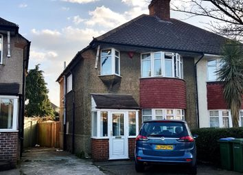 Thumbnail 3 bed semi-detached house for sale in Shooters Hill Road, Blackheath, London