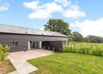 Thumbnail 4 bed barn conversion to rent in Hildenborough Road, Shipbourne, Tonbridge