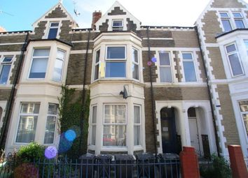 Thumbnail 5 bed flat for sale in Claude Road, Roath, Cardiff