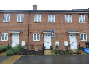 Thumbnail 2 bed terraced house for sale in Rudloe Drive Kingsway, Quedgeley, Gloucester