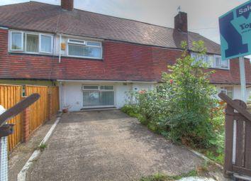 Thumbnail 2 bed terraced house for sale in Exbourne Road, Aspley, Nottingham