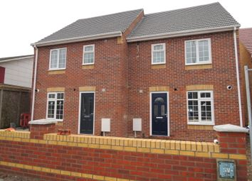 Thumbnail 3 bed semi-detached house to rent in Herbert Heights, Parkstone