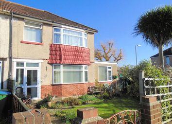 Thumbnail 3 bed end terrace house for sale in Longfield Avenue, Fareham