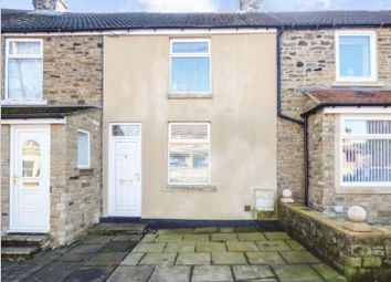 Thumbnail 1 bed terraced house for sale in Stewarts Buildings, Hunwick, Crook