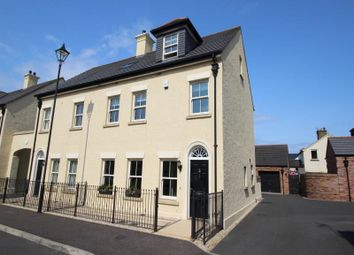 Thumbnail 4 bedroom semi-detached house for sale in Avonmore Court, Donaghadee