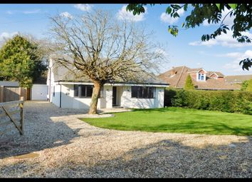 Thumbnail 3 bed detached bungalow for sale in Lyndhurst Road, Southampton