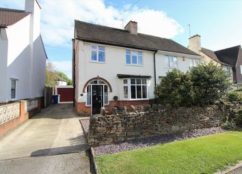 Thumbnail 3 bed semi-detached house for sale in Highfield Avenue, Chesterfield