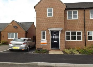 Thumbnail 3 bed property to rent in East Street, Warsop Vale, Mansfield