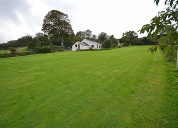 Thumbnail 2 bed detached bungalow for sale in Treffgarne, Haverfordwest