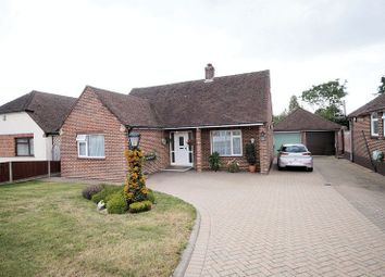 Thumbnail 2 bed detached bungalow for sale in The Spinney, Down End, Fareham