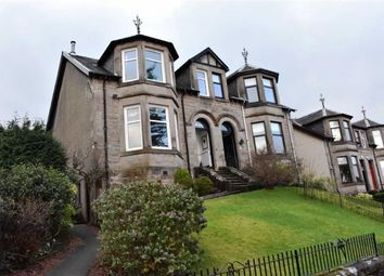 Thumbnail 4 bedroom semi-detached house for sale in 20, Manor Crescent, Gourock, Renfrewshire