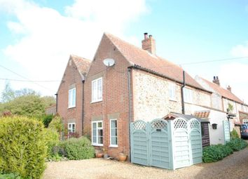 Thumbnail 3 bed cottage to rent in High Street, Docking, King's Lynn