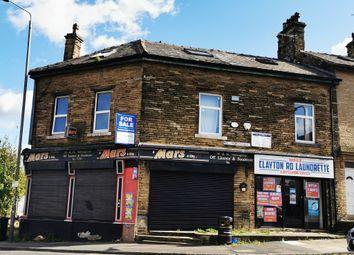 Thumbnail Retail premises for sale in Clayton Road, Great Horton, Bradford