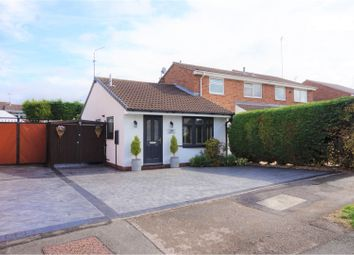 Thumbnail 1 bed semi-detached bungalow for sale in Keldholme Lane, Derby