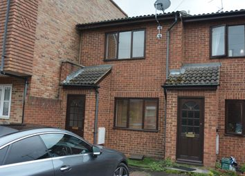 Thumbnail 1 bed end terrace house to rent in Rusham Road, Egham