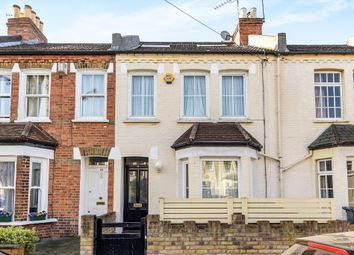Thumbnail 3 bedroom terraced house for sale in Waldeck Road, London
