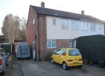 Thumbnail 3 bed semi-detached house for sale in West Heath Road, Farnborough