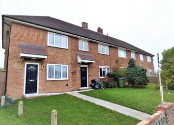 Thumbnail 3 bed terraced house to rent in Clun Road, Wick, Littlehampton