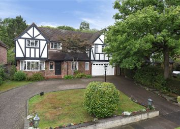 Thumbnail 5 bed detached house for sale in Nicholas Way, Northwood, Middlesex