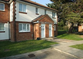 Thumbnail 1 bed terraced house to rent in Silverbeck Way, Stanwell Moor, Staines