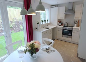 "Thumbnail 2 bedroom semi-detached house for sale in ""The Alnwick"" at Charlbury Drive, Plymouth"
