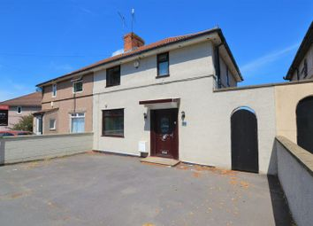 Thumbnail 3 bed semi-detached house for sale in Winterstoke Road, Ashton, Bristol