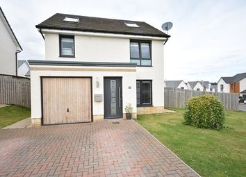 Thumbnail 3 bed detached house for sale in Duffus Crescent, Elgin
