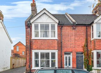 Thumbnail 3 bed terraced house for sale in Morris Road, Lewes, East Sussex
