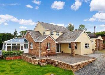 Thumbnail 2 bed detached house for sale in Parish Lane, Kings Thorn, Hereford