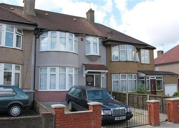 Thumbnail 3 bed terraced house to rent in The Rise, London