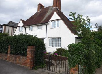 Thumbnail 4 bedroom semi-detached house to rent in Cintra, Northumberland Avenue, Reading
