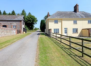 Thumbnail 4 bed cottage to rent in Bowerchalke, Salisbury