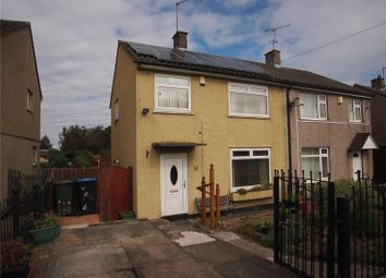Thumbnail 3 bed semi-detached house for sale in Landscove Avenue, Bradford, West Yorkshire