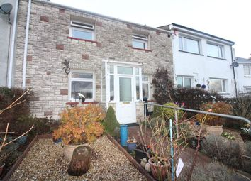 Thumbnail 3 bed terraced house for sale in Park Hill, Tredegar