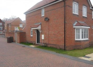 Thumbnail 3 bed town house to rent in Malthouse Mews, Pontefract