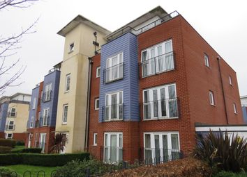 Thumbnail 1 bedroom flat for sale in Alexander Square, Eastleigh