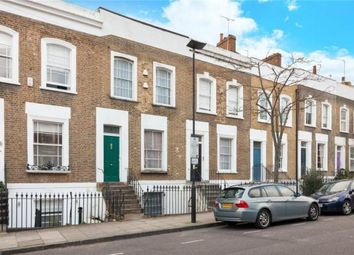 Thumbnail 3 bed terraced house to rent in Mildmay Ward, Wolsey Road, London