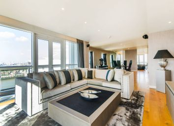 Thumbnail 3 bed flat for sale in Eaton House, Canary Wharf