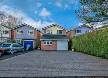 Thumbnail 3 bed detached house for sale in Juniper Close, Hazel Slade, Cannock