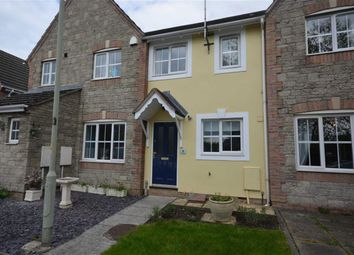Thumbnail 2 bed terraced house for sale in Griffon Close, Quedgeley, Gloucester