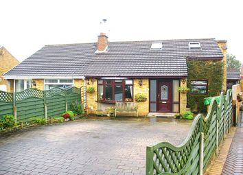 Thumbnail 4 bed semi-detached bungalow for sale in Ballas Close, North Cornelly
