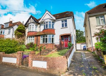 Thumbnail 5 bed semi-detached house for sale in Hangleton Road, Hove
