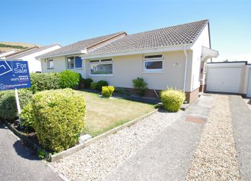 Thumbnail 2 bedroom semi-detached bungalow for sale in Mint Park Road, Braunton