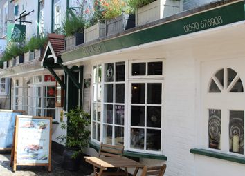 Thumbnail Commercial property for sale in Restaurant And B & B, Lymington